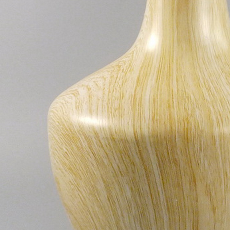 Humidifierceramic wood vase details