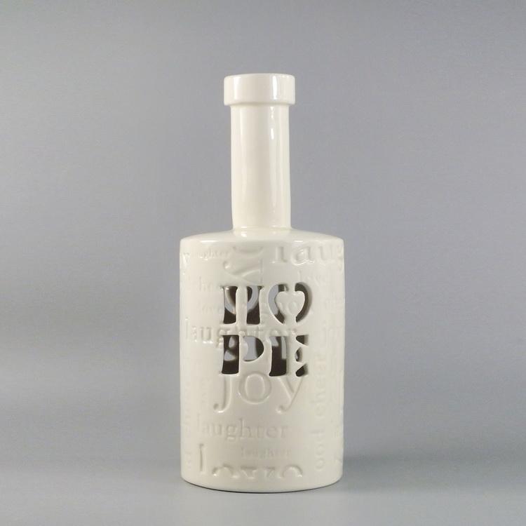 Aroma Diffuser porcelain white HOPE cover