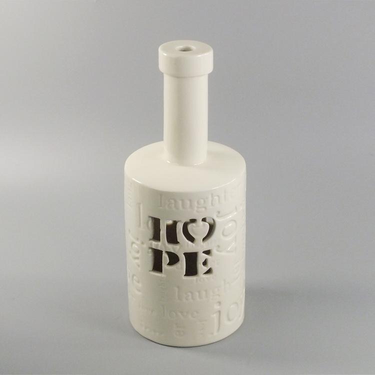 Aroma Diffuser porcelain white HOPE details2