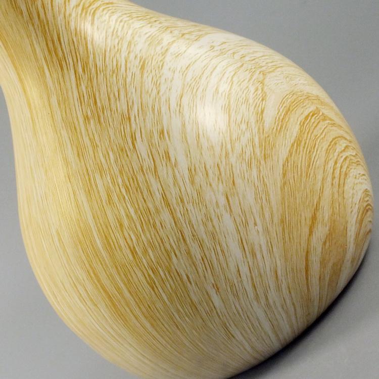 Humidifierceramic wood grain vase details