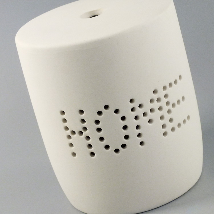 Home Porcelain Aroma Diffuser Oil Diffuser Green Life
