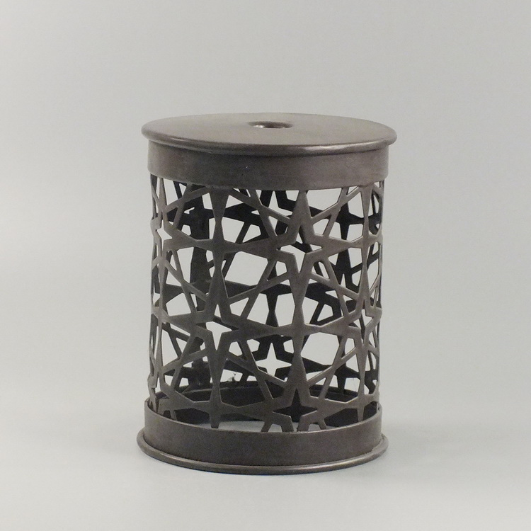 humidifier metal brown twinkle star cover