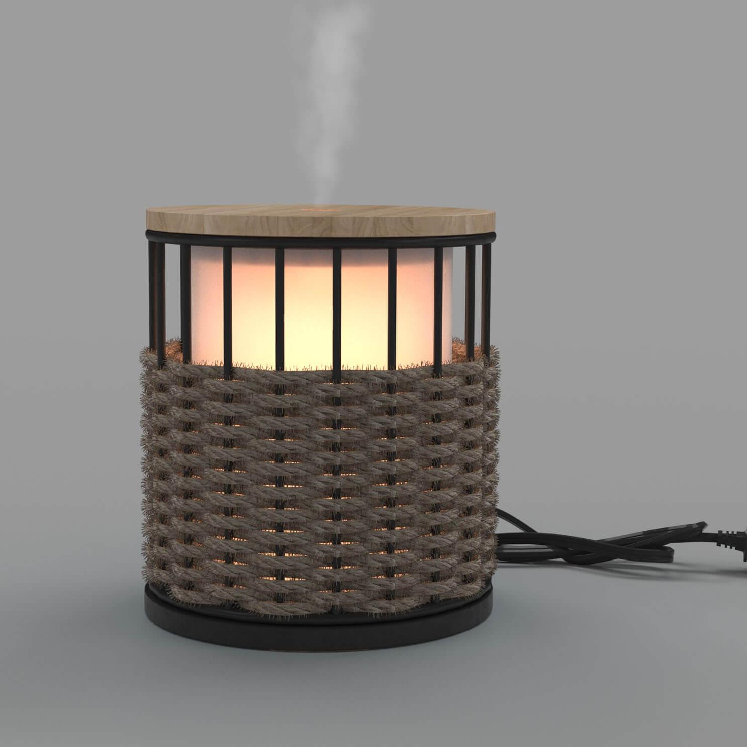 Metal Ultrasonic Cool Mist Diffuser