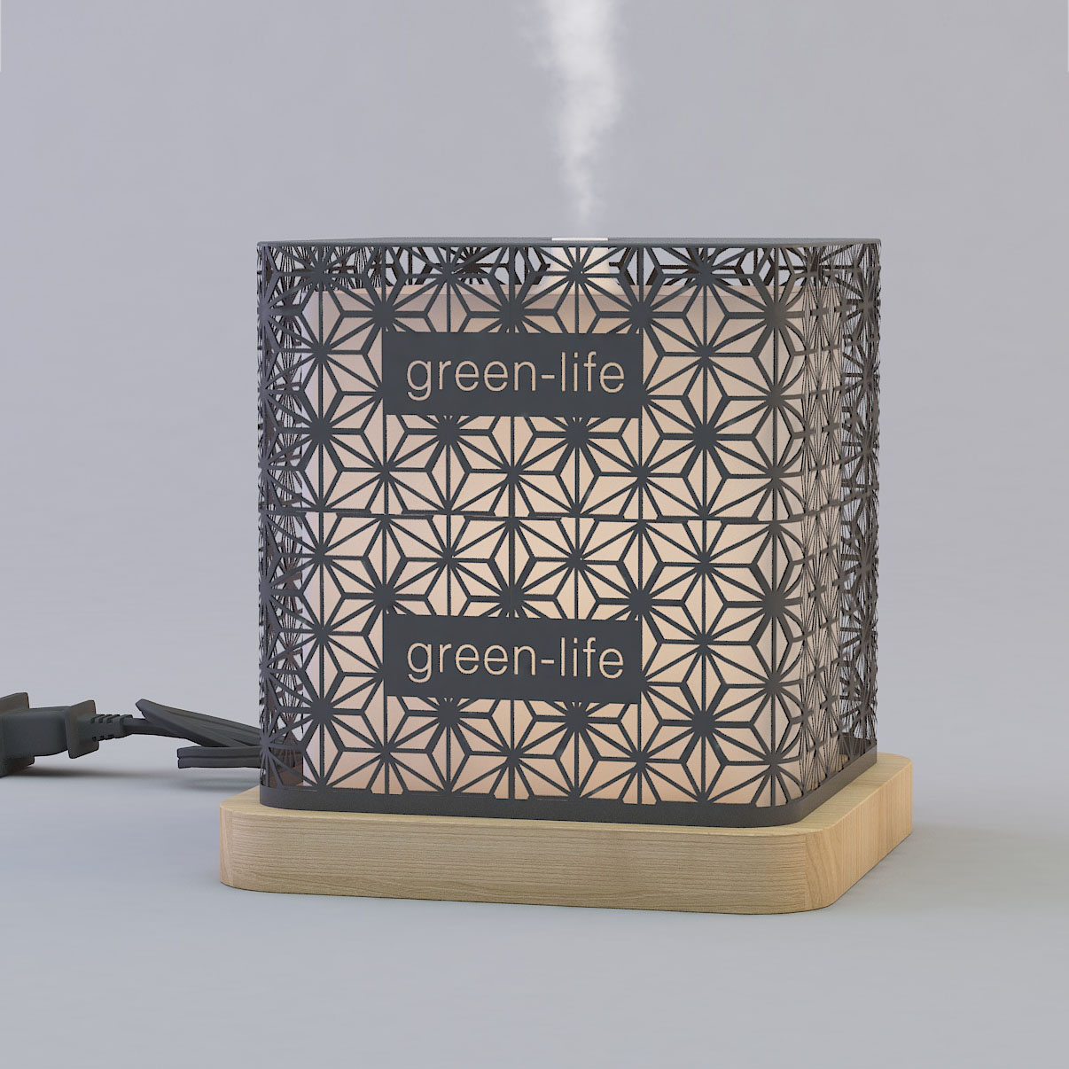 Metal Aromatherapy Ultrasonic Humidifier GLEA2110-Z
