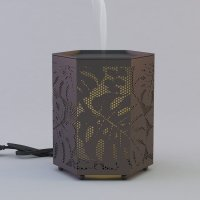 Mini Vintage Metal Cool Mist Humidifier GLEA2113-Z-3