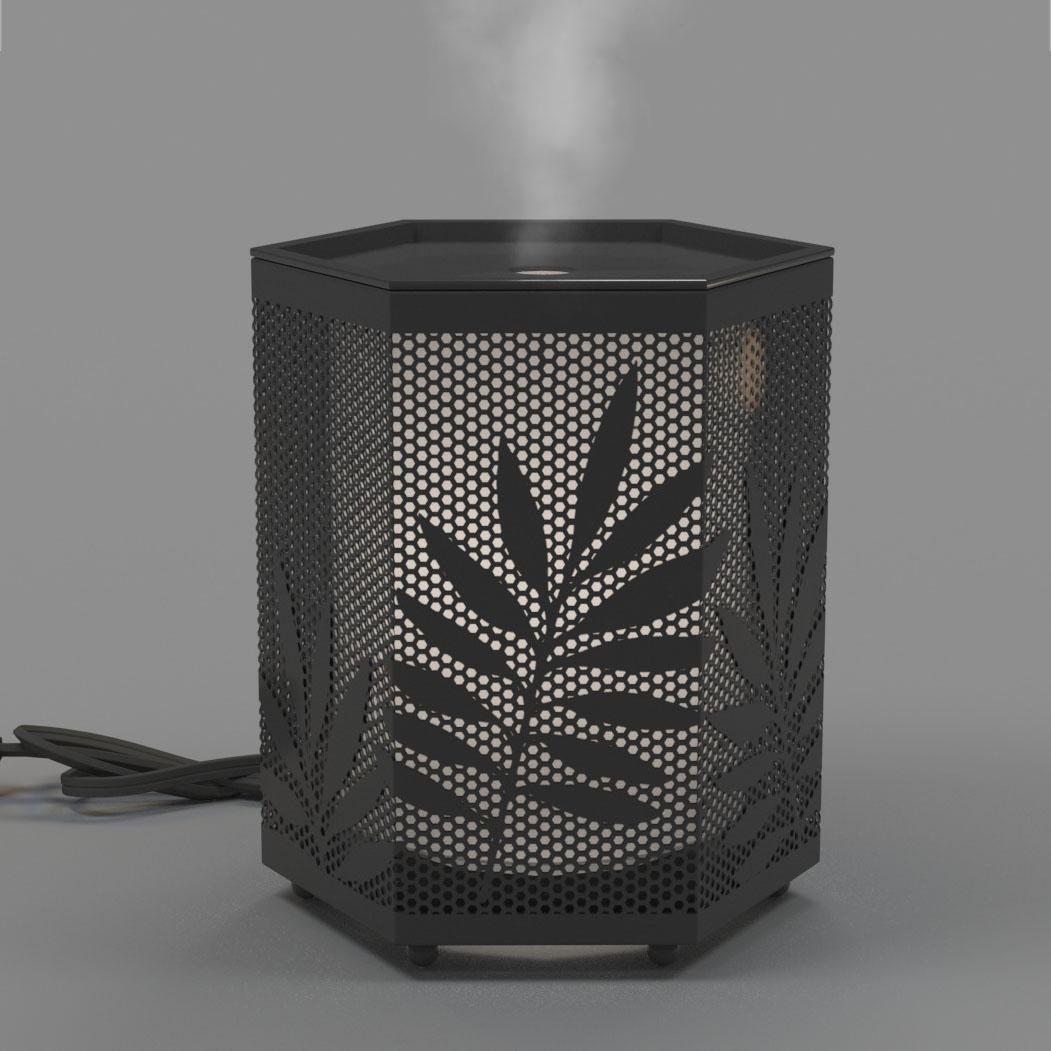 Metal Aroma Essential Oil Humidifier GLEA2114a-Z