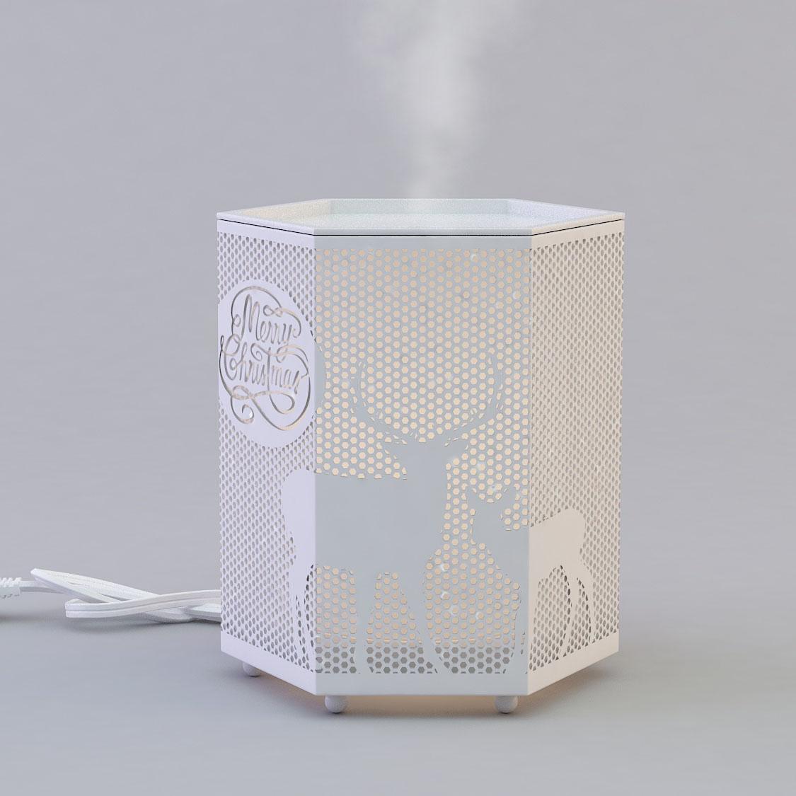 Aroma Diffuser Metal GLEA2115-Z-1